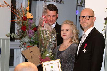 Vuoden Nuori Yrittäjä Susanna Vuoti: Jatkossakin palvellaan ilolla
