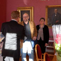 Kenelle kuuluu 5000 euron kulttuuripalkinto: Kordelinin Raahen rahasto pyytää ehdotuksia ansioituneista kulttuuritoimijoista