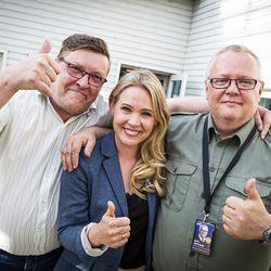 Ennakkoäänet lupaavat perussuomalaisille voittoa Rovaniemellä, Ojala-Niemelällä eniten ääniä