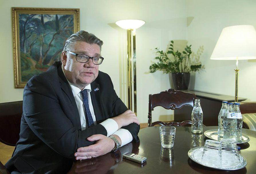 Vielä ei ole tiedossa, onko ulkoministeri Timo Soinilla (ps.) mahdollisuus henkilökohtaiseen tapaamiseen Obaman kanssa.