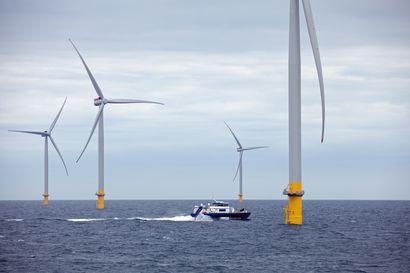 Riianlahden merituulivoimahanke etenee: tavoitteena ydinvoimalan verran sähkötehoa vuonna 2030