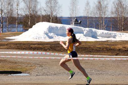 Johanna Peiposelle maastojuoksun SM-kulta kympiltä