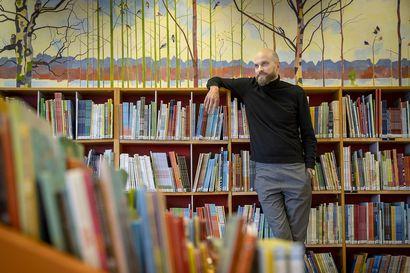 Susidraamalle Botnia-palkinto – Jouni Tikkanen loi narratiivisen tietokirjan, jossa historiallisen tapahtuman pääroolissa on eläinlauma
