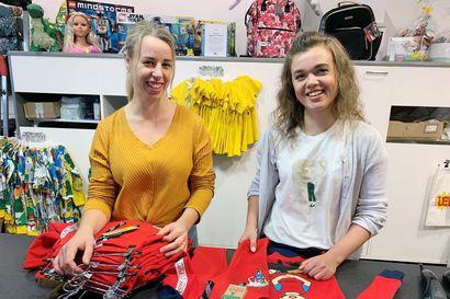 """Haaparannan kaupoissa iloittiin Suomen päätöksestä – """"Nyt tyttö pääsee mummin luo normaalisti"""""""