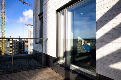 Yhteisöllisessä kerrostalossa vierashuonekin on yhteinen – asuntoon ei tarvita ylimääräistä huonetta vieraille, vaan sen voi vuokrata taloyhtiöstä