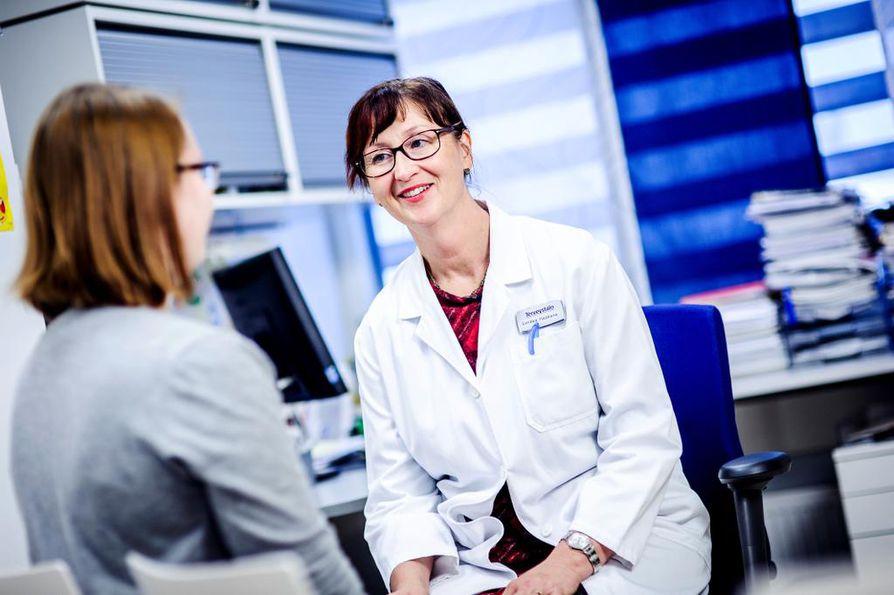 Terveystalon palvelut löytyvät yhdeksältä Pohjois-Pohjanmaan paikkakunnalta sekä etäpalveluina netin välityksellä.