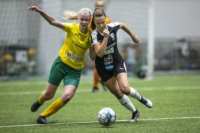 ONS oli HauPa:a vahvempi myös kauden kolmannessa Oulun-derbyssä