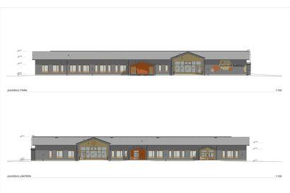 Pulkkilan uuden alakoulun rakentaminen alkaa heinäkuussa
