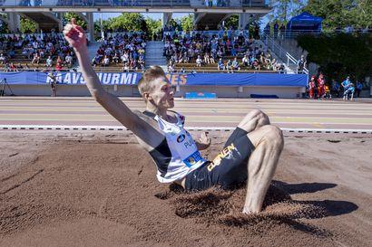 Kristian Pullin päätöskierroksen huippuhyppy toi voiton Sveitsissä
