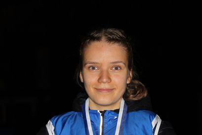 Eeva-Liina Ojanaholle yösuunnistuksen SM-kultaa