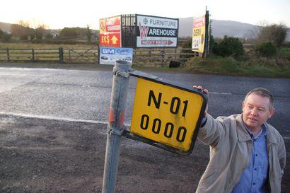 EU:n ulkoraja uhkaa rakentua keskelle Jonesborough'ta – Irlantien vielä näkymättömällä rajalla asukkaat pelkäävät brexitin jakavan heidän kotinsa kahtia