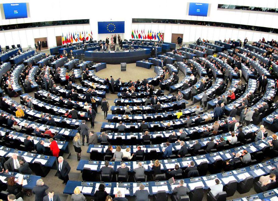 Belgiassa yksi Brysselin terrori-iskujen tekijöistä oli työskennellyt vuosia sitten EU-parlamentissa. Arkistokuva.