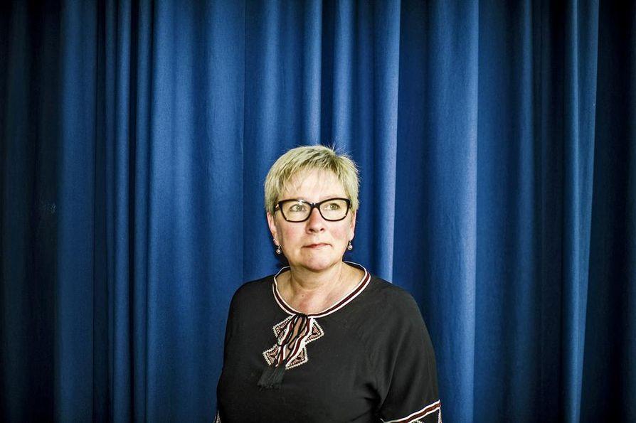 Anne Seppälä elää mahdollisimman normaalia elämää. Hänellä on kuusi eri lääkettä, jotka pitävät voinnin kohtuullisen hyvänä.