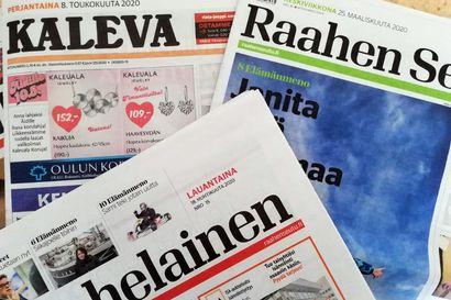 Kaleva Media jakaa 100 000 euroa mediatilatukea pohjoisen yrityksille