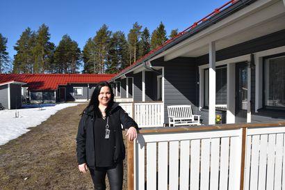 Kehityksen pöhinässä elävä Kärsämäki houkuttelee asukkaita omintakeisella asumismallilla – vuokralainen voi halutessaan lunastaa kotinsa omakseen