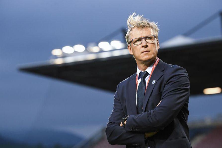 Markku Kanerva valittiin Vuoden valmentajaksi jo kolmannen kerran.
