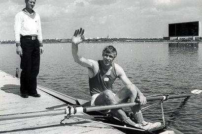 """Suomalainen soutuvaltias johti olympiavoittajien rynnistystä Vuoden urheilija -äänestyksessä 1980 – """"Tuli erilainen kisa kuin minulla yleensä"""""""