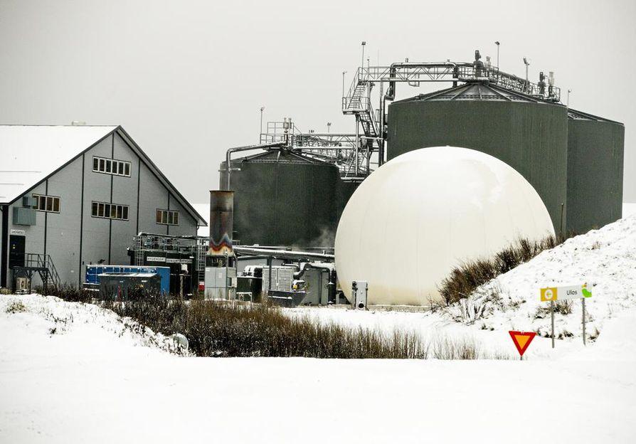 Mädätyslaitokset tekevät biojätteestä kaasua muun muassa autoihin, eikä prosessista jää jäljelle kuin hyvälaatuista multaa maanparannuaineeksi.