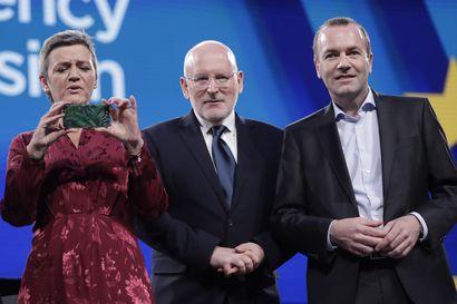 EU:n kärkipaikkojen jako ensimmäinen testi – Komission seuraava puheenjohtaja voi olla selvillä jo juhannusviikolla