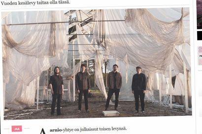 """Kuuntele itse! Kuusamolais-rovaniemeläisen Aarnio-yhtyeen toinen pitkäsoitto saa hehkutusta – Rumba: """"Tämän vuoden paras kesälevy"""""""