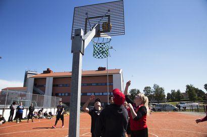 Urheilutärpit: Pallolle liikettä Pekanpäivien aikana