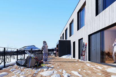 Kilpisjärvelle suunnitellaan uutta hotellia maisemapaikalle – revontulijahtiin voi lähteä vaikka sähköpyörällä