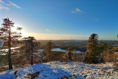 Talvi tulee Koillismaalle – katso lukijoiden ottamia kuvia ja lähetä omasi!