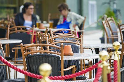 Rovaniemi linjasi: Ei suurterassia, vaan 20 prosenttia lisätilaa kullekin yrittäjälle