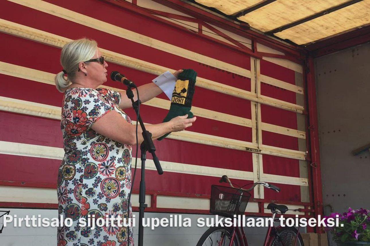 Siikajoki-villasukat, Ruukin patruuna ja pitäjäpäivien historiaa