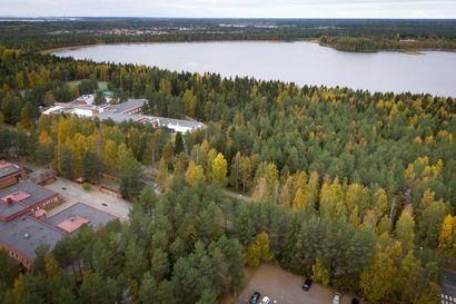 Linnanmaan Nyyrikinpuiston asuinalueen suunnittelu nytkähti eteenpäin
