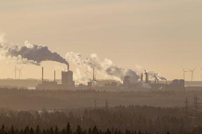 Kuntien ilmastopäästöt vähenivät 7,4 prosenttia vuonna 2020 – Oulussa 20 prosentin pudotus kokonaispäästöissä