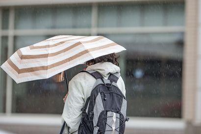 Viikko alkaa Pohjois-Pohjanmaalla sateisena ja lämpötilat lähtevät laskuun – yöpakkaset ja halla mahdollisia loppuviikosta
