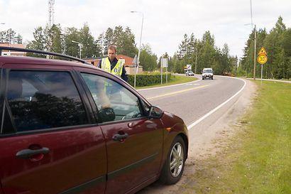 Poliisi tekee liikenteen tehovalvontaa– mökkipaikkakunnat erityisessä syynissä