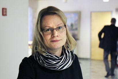 Kittilän hallintojohtaja Sanna Ylinampa Siikajoelle