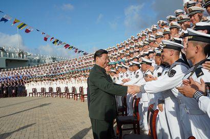 Kiina, Venäjä ja Iran harjoittelevat yhteisiä merioperaatioita Intian valtamerellä – Kiinan ensimmäinen itse rakennettu lentotukialus palvelukseen