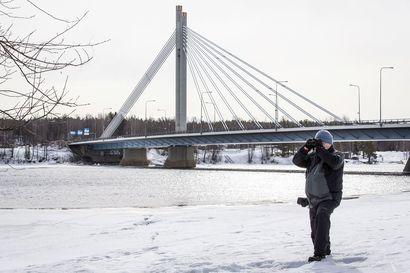 Edessä jännä lintukevät – ensimmäiset tunnustelijat ovat lentäneet Rovaniemelle normaalissa aikataulussa