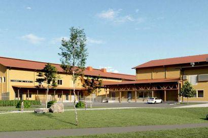 Pyhäjoelle uusi liikuntahalli aivan Saaren koulun yhteyteen – rakentaminen alkaa keväällä