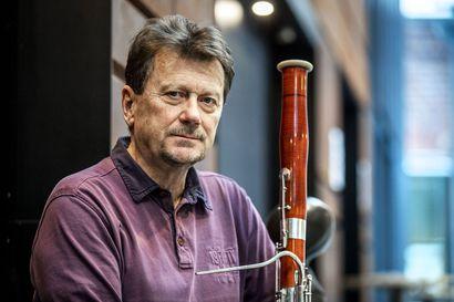 Fagotti johdatti Antal Mojzerin Unkarista Etelä-Afrikan kautta Rovaniemelle