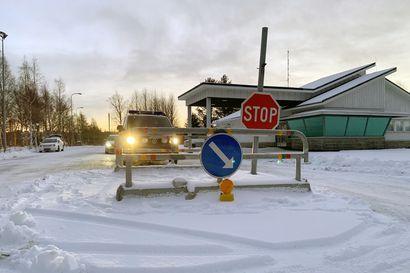 Torniossa on suljettu Krannikatu ja Näränperä – Maahansaapuvilta työmatkalaisilta edellytetään todistus työmatkan välttämättömyydestä