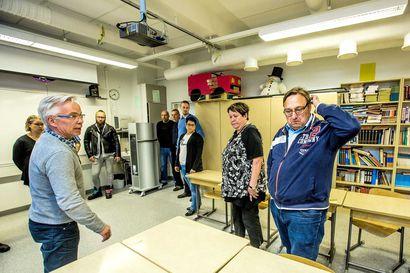 Vihannin koulutiloista on tulossa Raahen poliittisen syksyn sähköisin kysymys