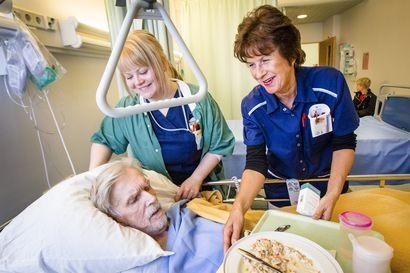 Ruokaralli Naantalista Kemiin päättyy, kun Fazer joutuu lopettamaan Länsi-Pohjan keskussairaalassa