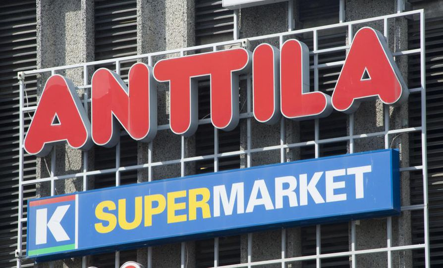 Kuvituskuva. Tavarataloyhtiö Anttila asetettiin konkurssiin viime vuonna.
