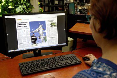 Kaleva ilmestyy juhannusaattona näköislehtenä – verkkolehti kertoo tuoreet uutiset läpi juhannuksen