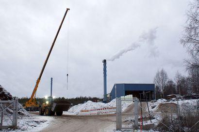 Kurenalan biolämpölaitosta nostetaan vauhdilla – neljän hankkeen yhteishinta useita miljoonia euroja