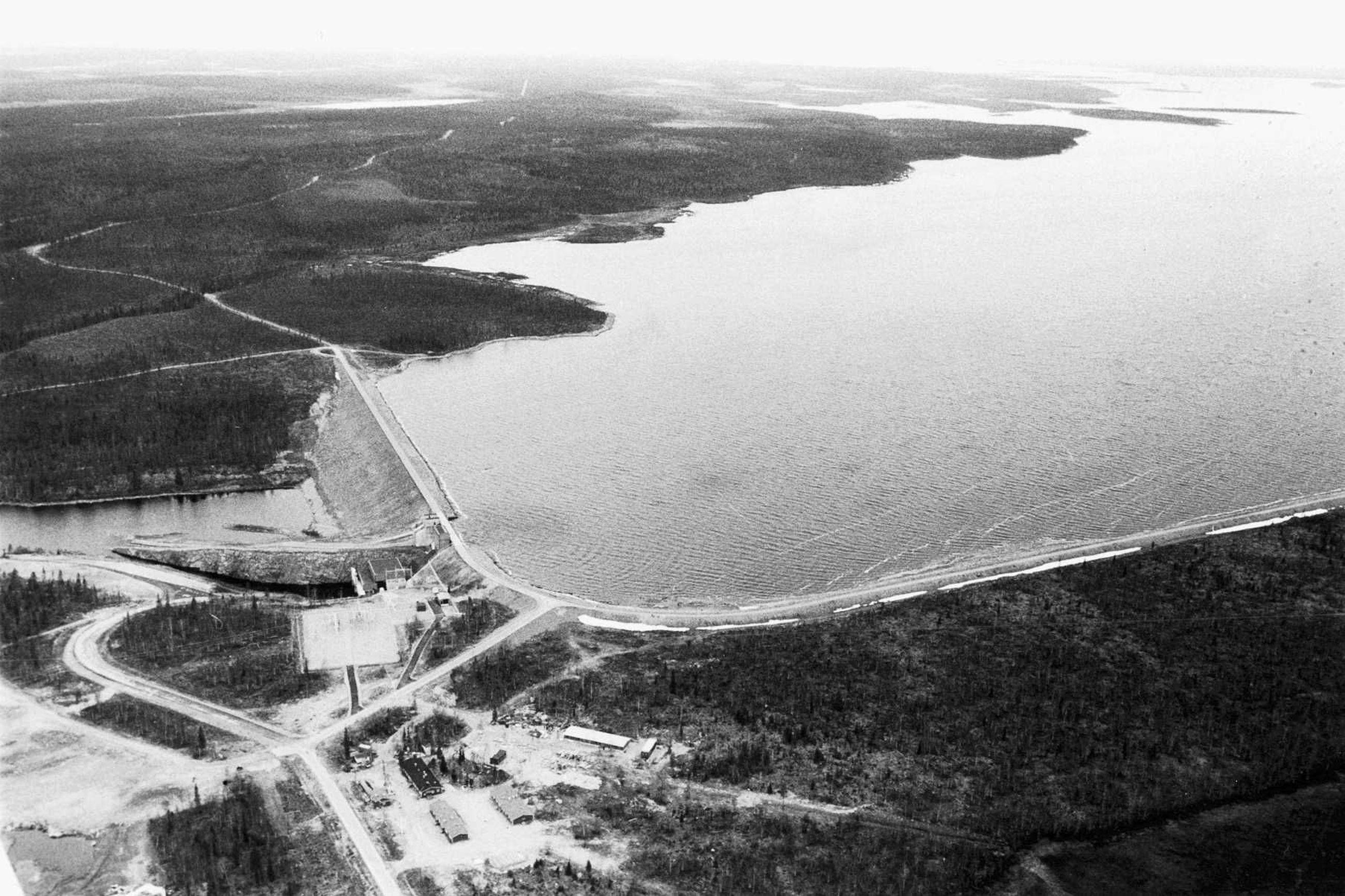 Porttipahdan Tekojärvi