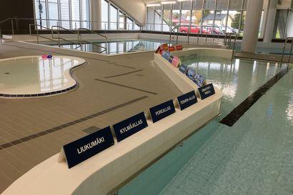Linnanmaan uimahalliin selvitetään teräsallasta – hallin suunnittelulla tiukat laatuvaatimukset