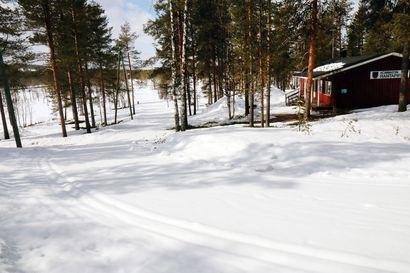 Talvi ei ota taittuakseen – Sodankylässä ajetaan yhä latuja, loppuviikoksi Lappiin luvassa lisää lunta ja räntää