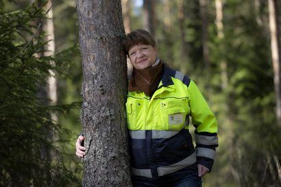 Tita Haapajoen ilo kumpuaa ulkona liikkumisesta mutta myös etäkokous piristi – se oli kuin radiota olisi kuunnellut