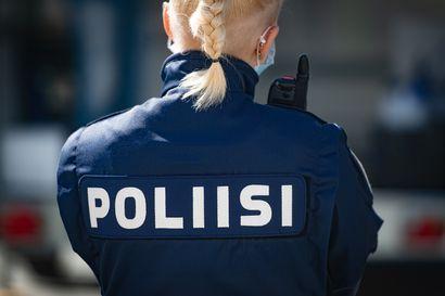 Iso lisäys edelliseen viikonloppuun: Oulun poliisilaitoksen alueella kirjattiin lauantai-illan ja sunnuntaiaamun välillä 366 tehtävää – tällaisia hommia virkavallalla oli