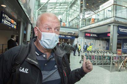 Helsinki-Vantaan remontin valmistuminen helpottaa monen taivalta lentokoneeseen – kuljettajaa auttaa uusi lähestymisramppi ja kävelymatka juna-asemalta lyhenee
